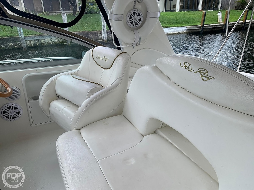 2000 Sea Ray boat for sale, model of the boat is 340 Sundancer & Image # 12 of 40