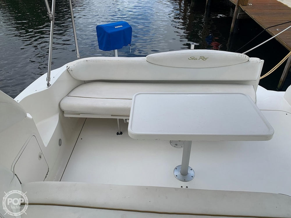 2000 Sea Ray boat for sale, model of the boat is 340 Sundancer & Image # 36 of 40