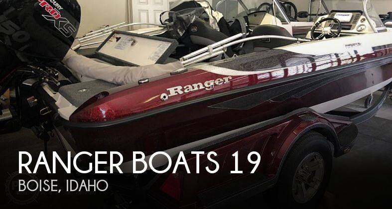 Used Boats For Sale in Boise, Idaho by owner | 2018 Ranger Boats 19