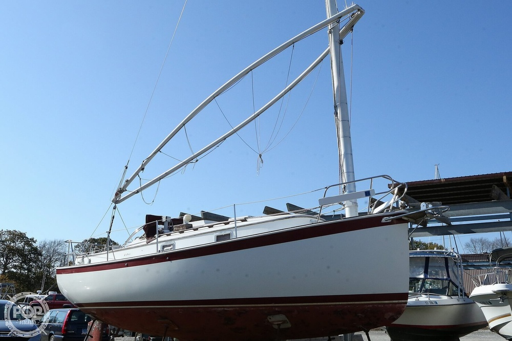 1983 Nonsuch boat for sale, model of the boat is 26 Classic & Image # 2 of 40