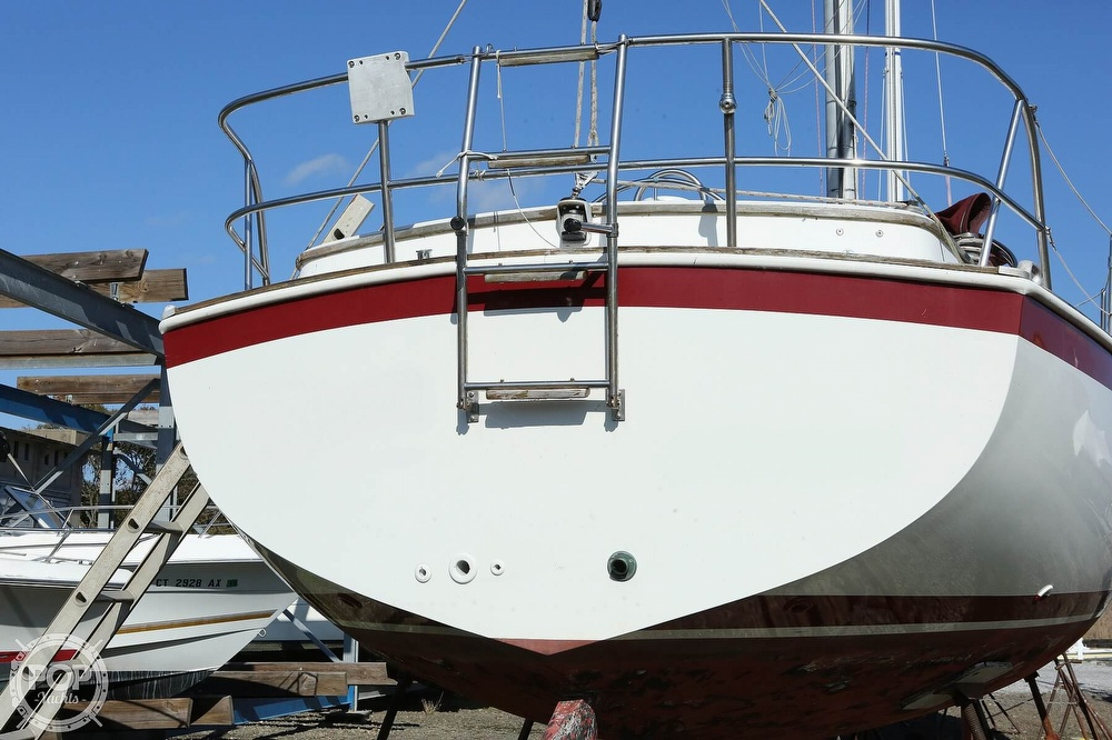 1983 Nonsuch boat for sale, model of the boat is 26 Classic & Image # 4 of 40