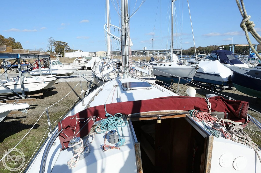 1983 Nonsuch boat for sale, model of the boat is 26 Classic & Image # 5 of 40