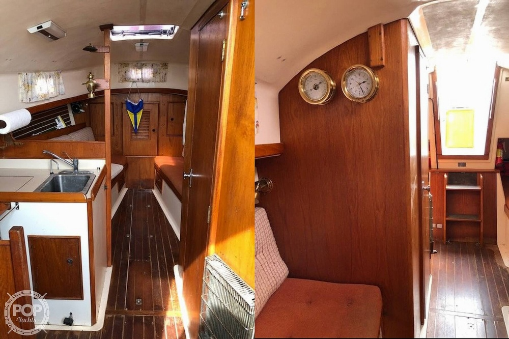 1983 Nonsuch boat for sale, model of the boat is 26 Classic & Image # 8 of 40