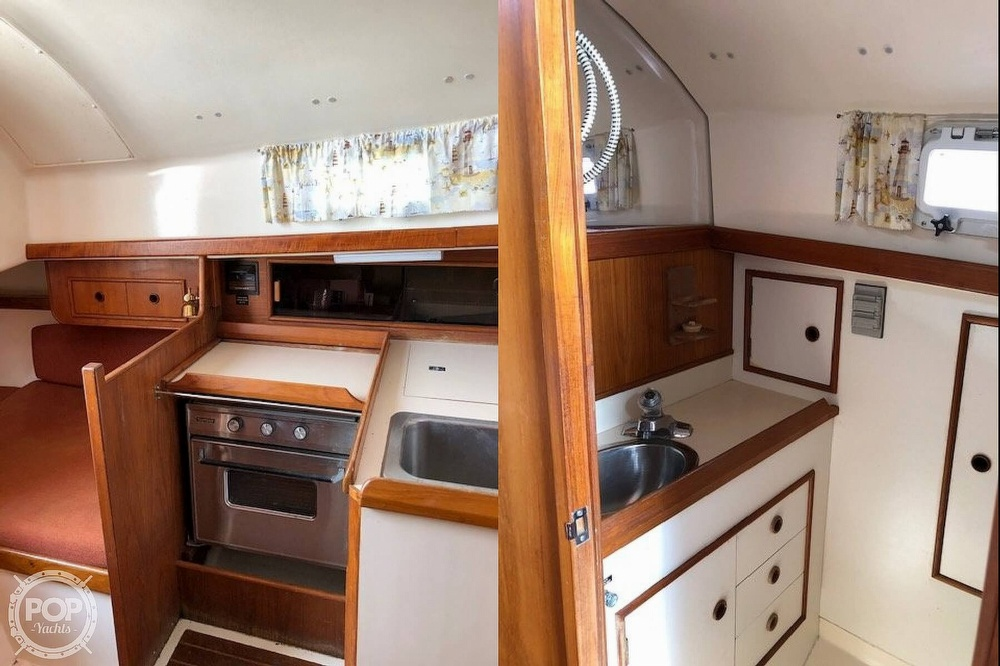 1983 Nonsuch boat for sale, model of the boat is 26 Classic & Image # 9 of 40