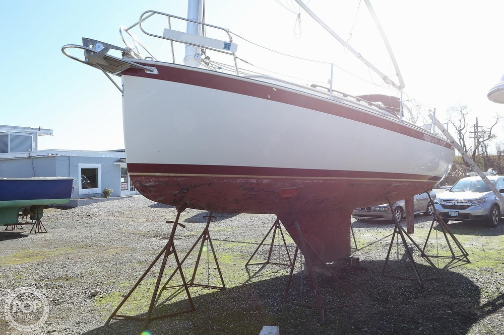 1983 Nonsuch boat for sale, model of the boat is 26 Classic & Image # 10 of 40