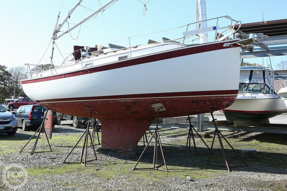1983 Nonsuch boat for sale, model of the boat is 26 Classic & Image # 11 of 40