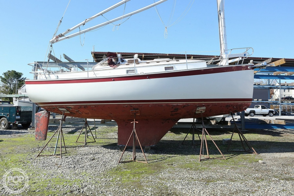 1983 Nonsuch boat for sale, model of the boat is 26 Classic & Image # 12 of 40