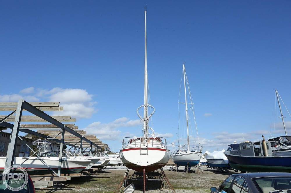 1983 Nonsuch boat for sale, model of the boat is 26 Classic & Image # 14 of 40