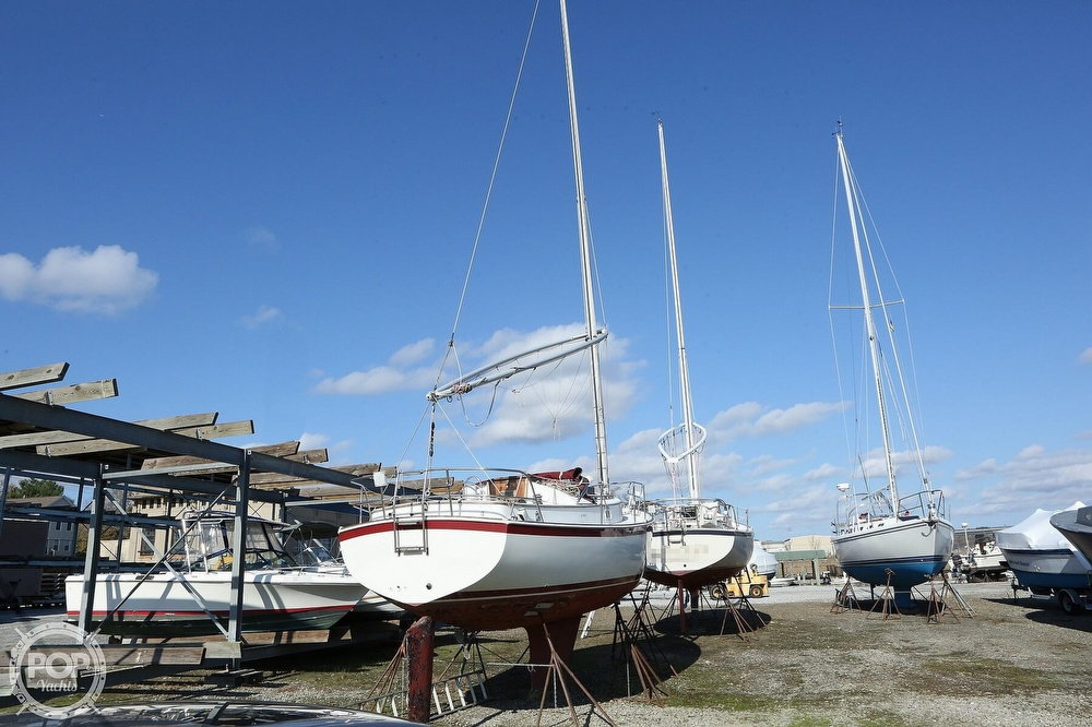 1983 Nonsuch boat for sale, model of the boat is 26 Classic & Image # 15 of 40