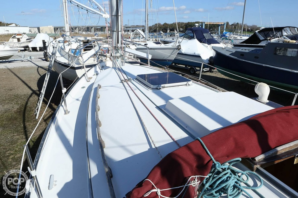 1983 Nonsuch boat for sale, model of the boat is 26 Classic & Image # 18 of 40