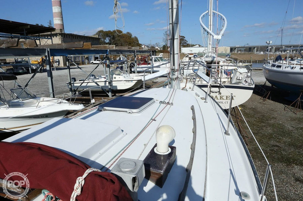 1983 Nonsuch boat for sale, model of the boat is 26 Classic & Image # 20 of 40