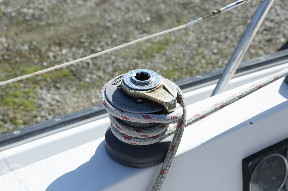 1983 Nonsuch boat for sale, model of the boat is 26 Classic & Image # 35 of 40