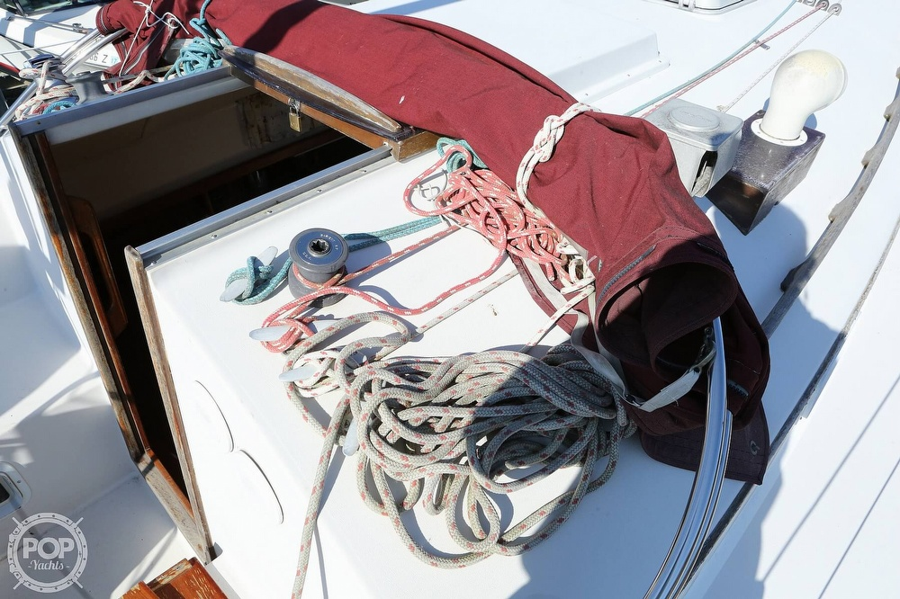 1983 Nonsuch boat for sale, model of the boat is 26 Classic & Image # 39 of 40