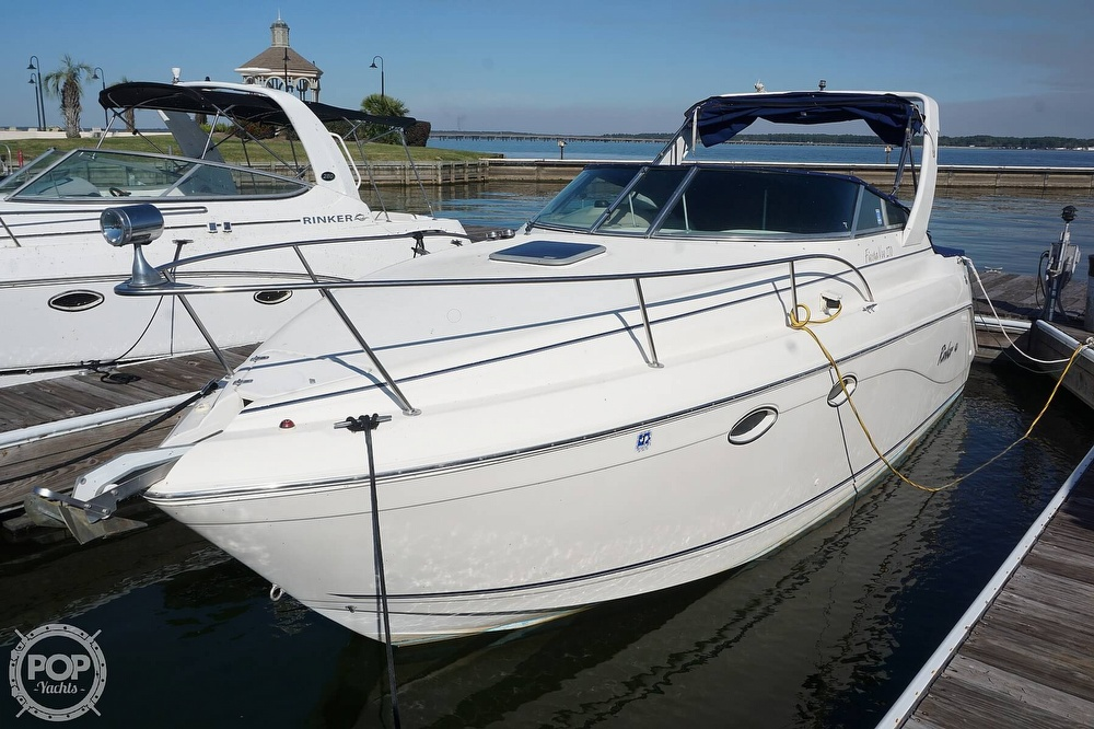 2000 Rinker boat for sale, model of the boat is 270 Fiesta Vee & Image # 10 of 40