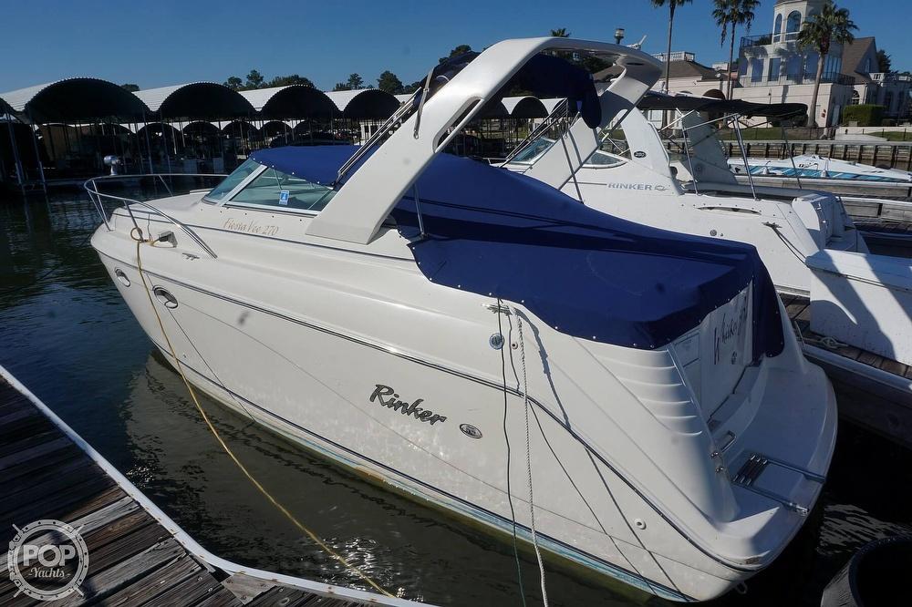 2000 Rinker boat for sale, model of the boat is 270 Fiesta Vee & Image # 13 of 40