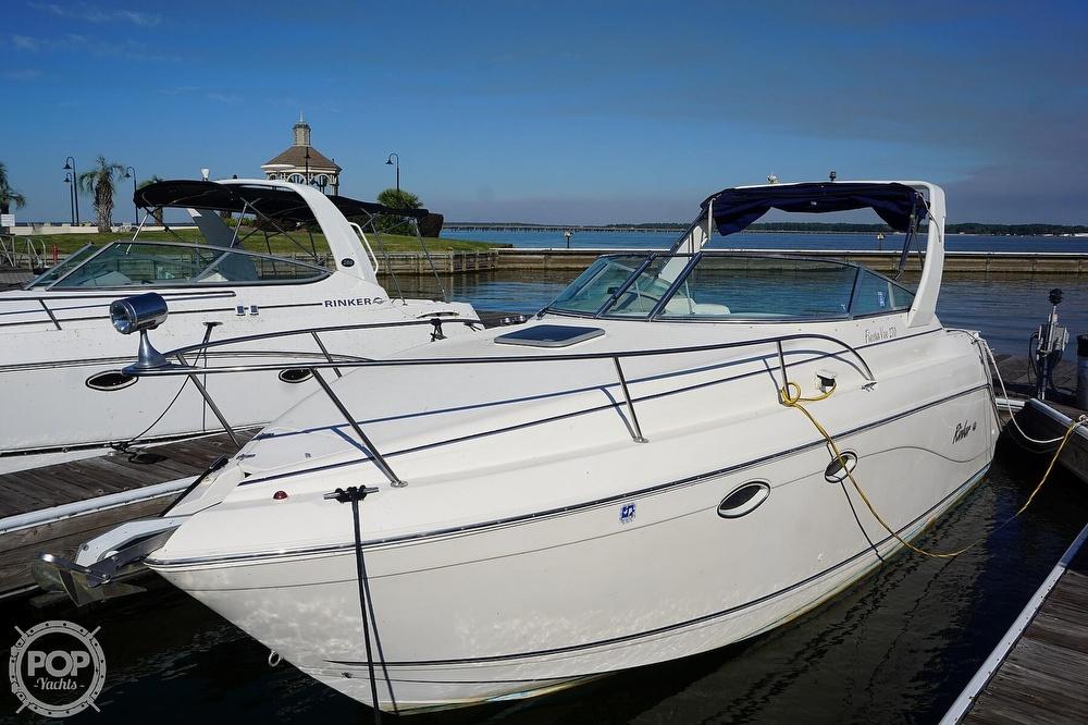 2000 Rinker boat for sale, model of the boat is 270 Fiesta Vee & Image # 17 of 40