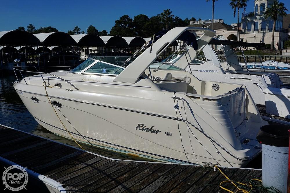 2000 Rinker boat for sale, model of the boat is 270 Fiesta Vee & Image # 18 of 40