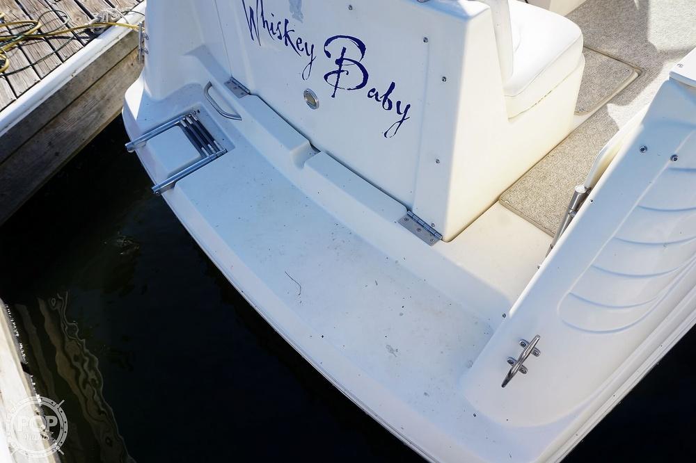 2000 Rinker boat for sale, model of the boat is 270 Fiesta Vee & Image # 37 of 40