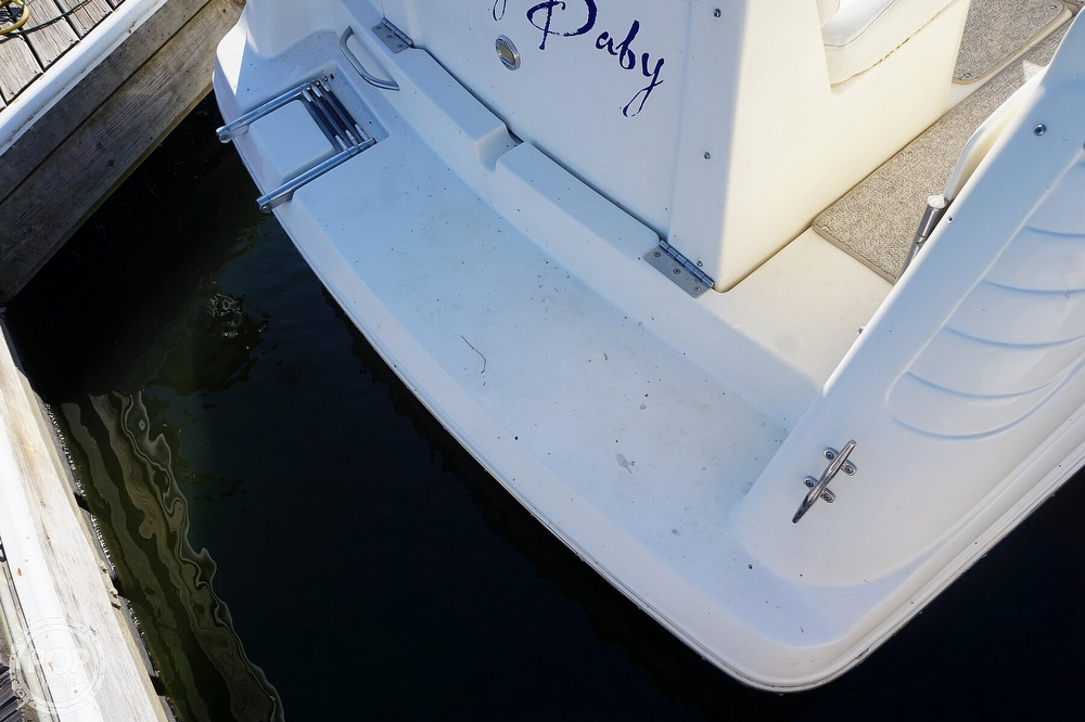 2000 Rinker boat for sale, model of the boat is 270 Fiesta Vee & Image # 38 of 40