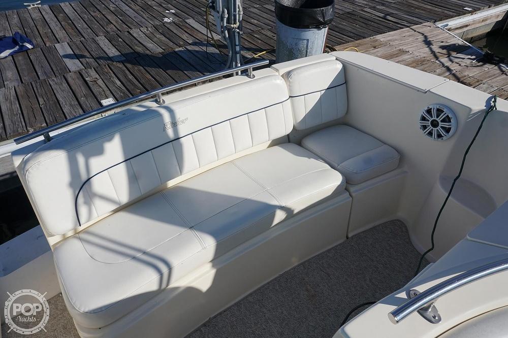 2000 Rinker boat for sale, model of the boat is 270 Fiesta Vee & Image # 40 of 40