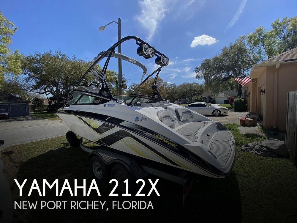 2015 YAMAHA 212X for sale