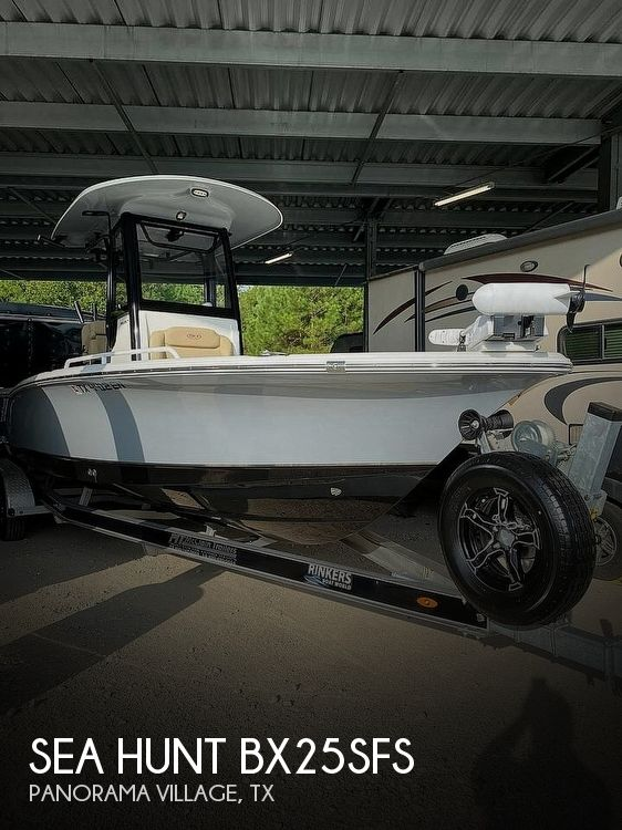 Used Sea Hunt BX25Sfs Boats For Sale by owner | 2018 Sea Hunt BX25Sfs