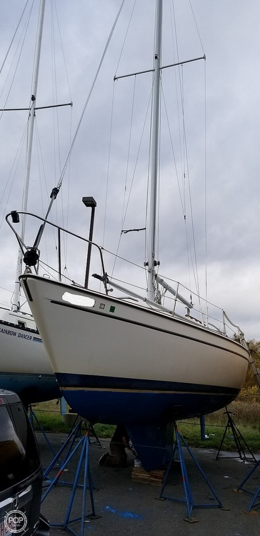 1983 Pearson boat for sale, model of the boat is 303 & Image # 3 of 12