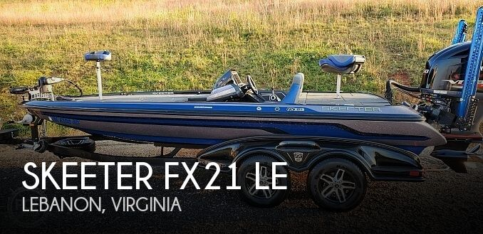 Used Skeeter Boats For Sale by owner | 2016 Skeeter Fx21