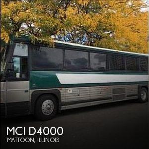 2001 MCI MCI D4000