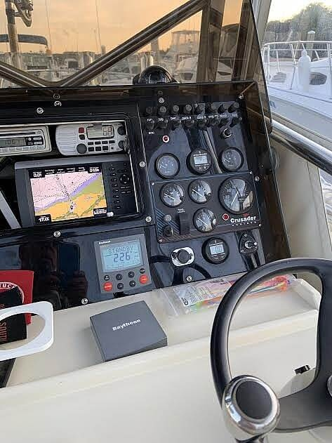 1977 Seacraft boat for sale, model of the boat is SF 23 Inboard & Image # 7 of 40