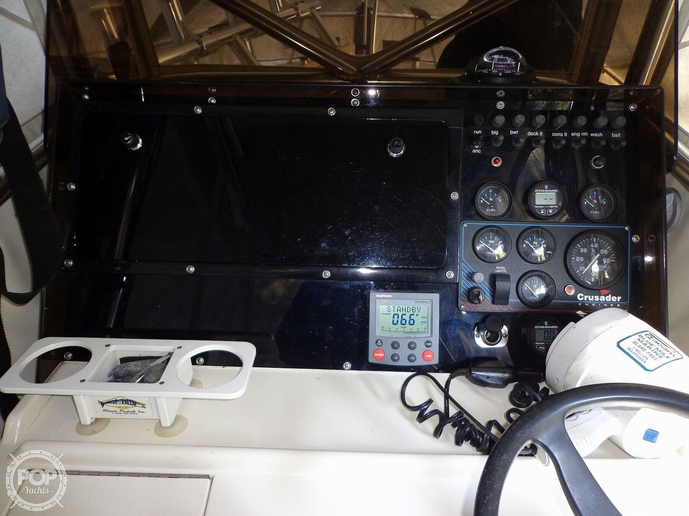 1977 Seacraft boat for sale, model of the boat is SF 23 Inboard & Image # 10 of 40
