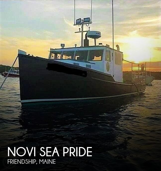 Used Novi Boats For Sale by owner | 1986 32 foot Novi Sea Pride