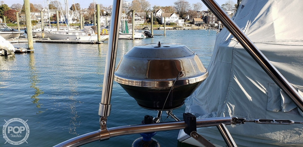1988 Sabre boat for sale, model of the boat is 34 Mk II & Image # 23 of 40
