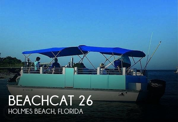 Used Beachcat Boats For Sale by owner | 2003 Beachcat 26