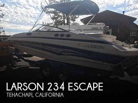 Used Boats For Sale in Bakersfield, California by owner | 2008 Larson 234