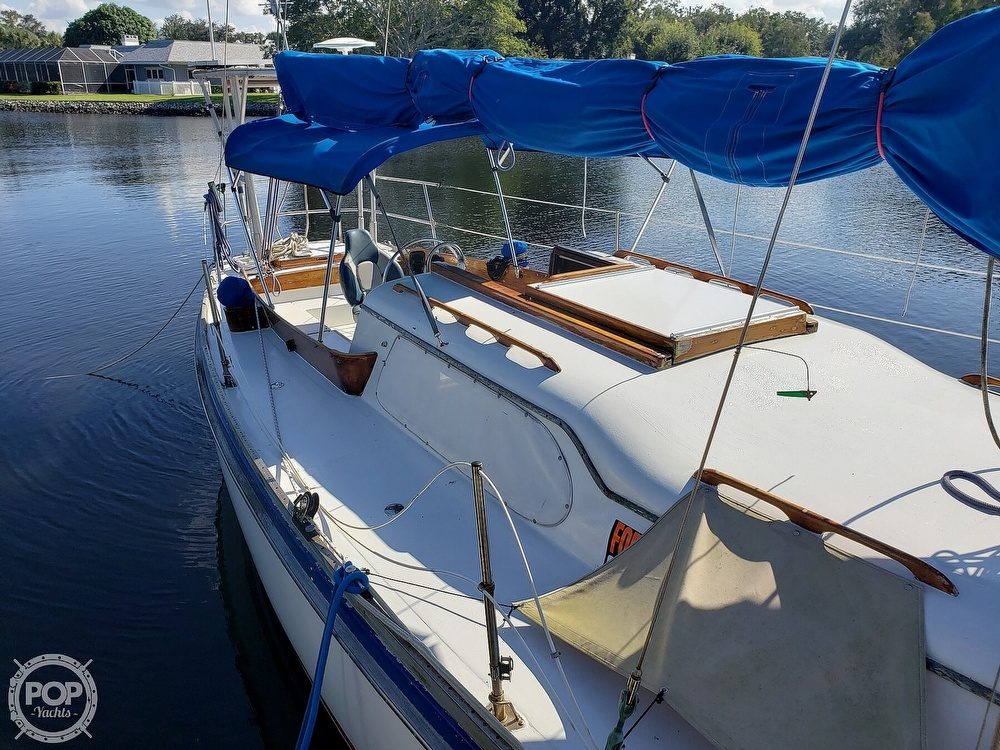 1967 Columbia boat for sale, model of the boat is 38 & Image # 2 of 40