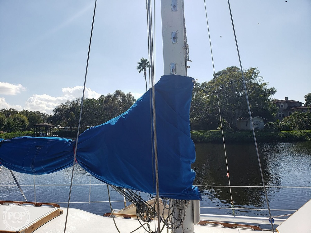 1967 Columbia boat for sale, model of the boat is 38 & Image # 9 of 40
