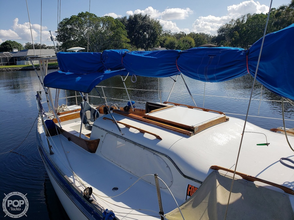 1967 Columbia boat for sale, model of the boat is 38 & Image # 10 of 40