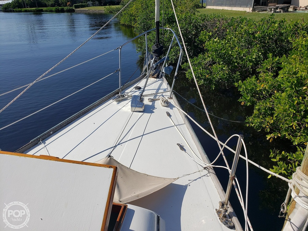 1967 Columbia boat for sale, model of the boat is 38 & Image # 11 of 40