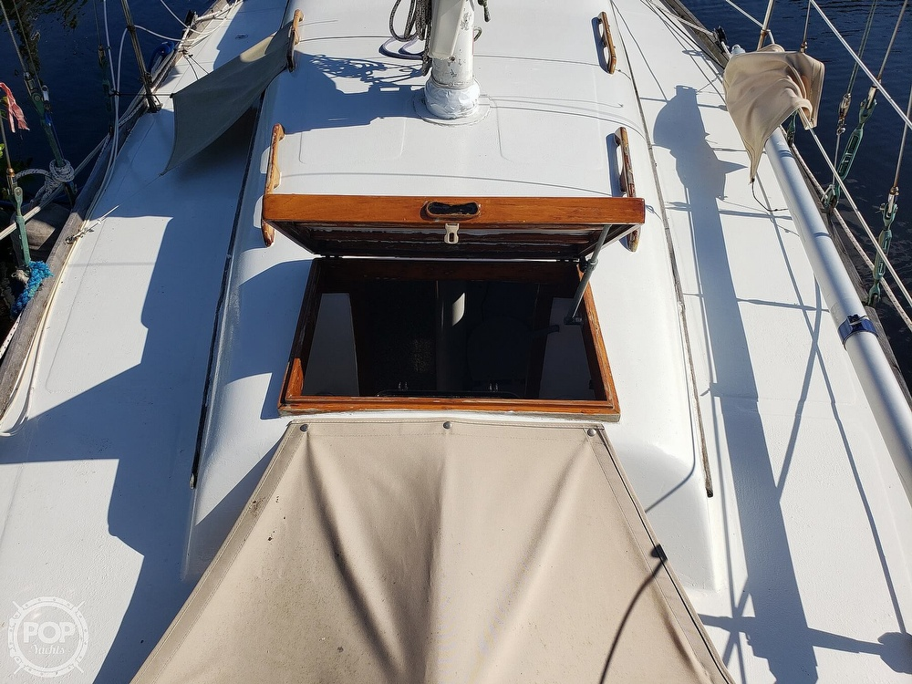 1967 Columbia boat for sale, model of the boat is 38 & Image # 18 of 40