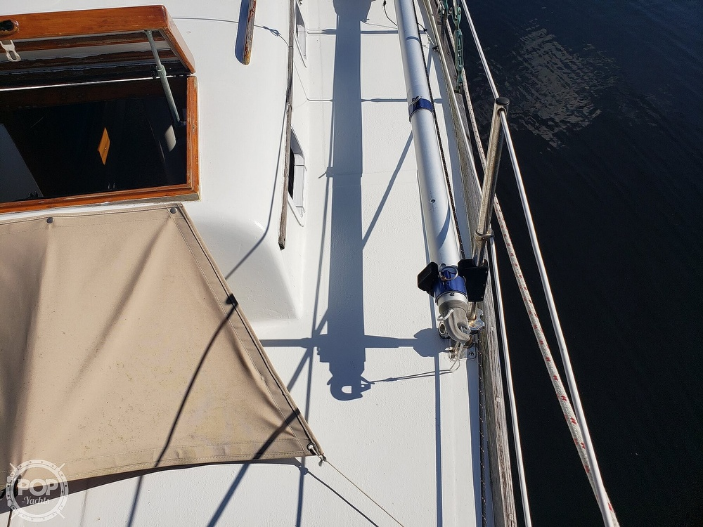 1967 Columbia boat for sale, model of the boat is 38 & Image # 19 of 40