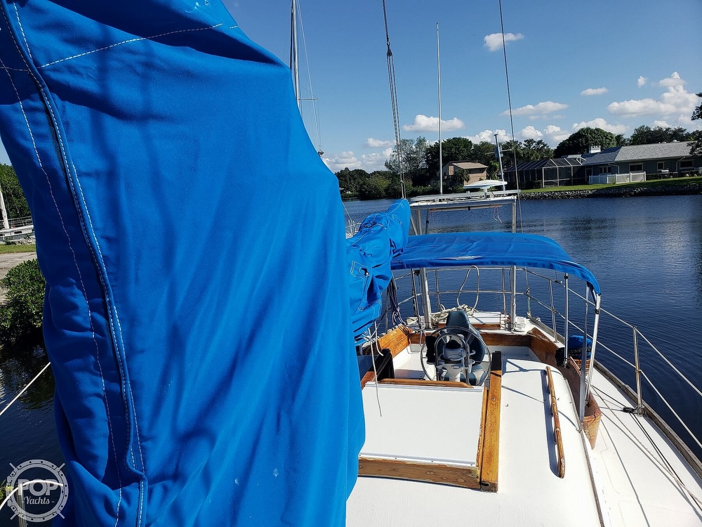 1967 Columbia boat for sale, model of the boat is 38 & Image # 25 of 40