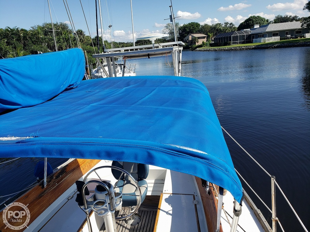 1967 Columbia boat for sale, model of the boat is 38 & Image # 29 of 40