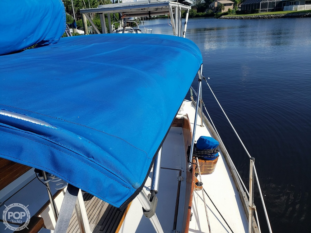 1967 Columbia boat for sale, model of the boat is 38 & Image # 30 of 40