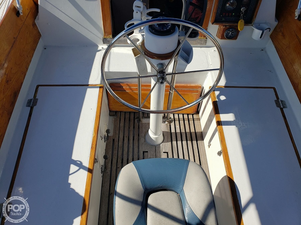 1967 Columbia boat for sale, model of the boat is 38 & Image # 40 of 40
