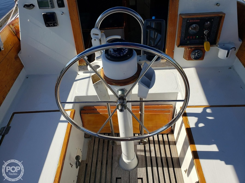1967 Columbia boat for sale, model of the boat is 38 & Image # 3 of 40