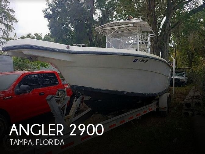 Used Angler Boats For Sale by owner | 2003 Angler 2900