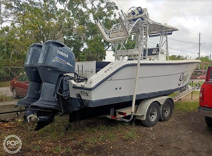 2003 American Angler boat for sale, model of the boat is 2900 & Image # 2 of 40