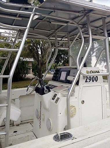 2003 American Angler boat for sale, model of the boat is 2900 & Image # 5 of 40