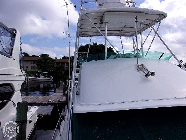 1987 Silverton boat for sale, model of the boat is Convertible & Image # 26 of 40